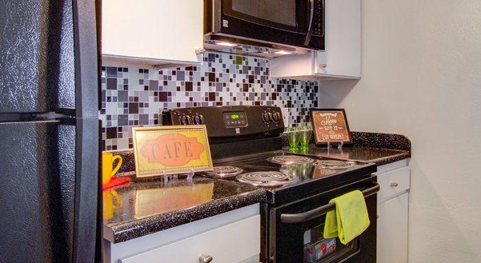Landen Apartment Homes Kitchen